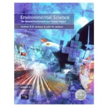 Environmental Science: The Natural Environment and Human Impact, Paperback Book