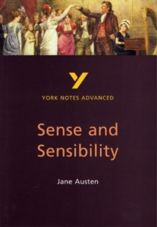 Sense and Sensibility: York Notes Advanced, Paperback Book