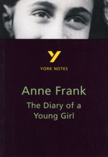 The Diary of Anne Frank: York Notes for GCSE, Paperback Book