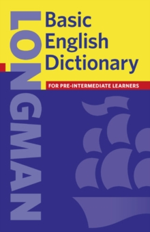 Basic English Dictionary 3rd Edition, Paperback Book