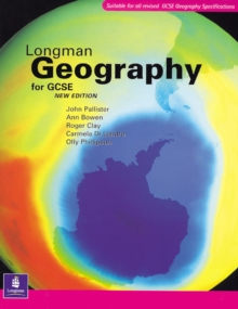 Longman Geography for GCSE Paper, 2nd. Edition, Paperback Book