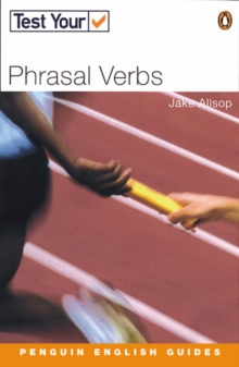 Test Your Phrasal Verbs NE, Paperback Book