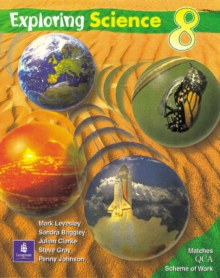 Exploring Science QCA Pupils Book Year 8 Second Edition Paper, Paperback / softback Book