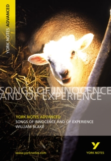 Songs of Innocence and Experience: York Notes Advanced, Paperback Book