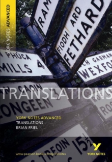Translations: York Notes Advanced, Paperback Book