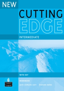 New Cutting Edge Intermediate Workbook with Key, Paperback Book