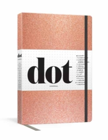 Dot Journal : (Rose Gold)