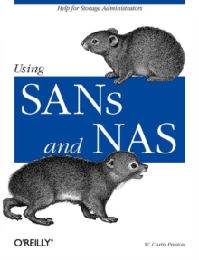 Using SANs and NAS, Paperback Book