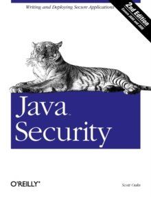 Java Security, Paperback Book
