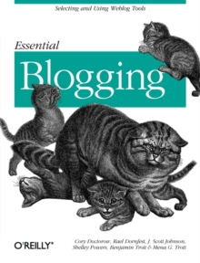 Essential Blogging, Paperback / softback Book