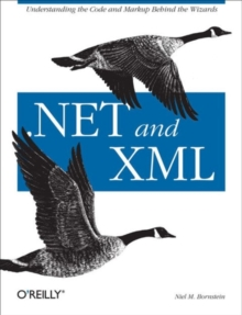.NET and XML, Paperback Book