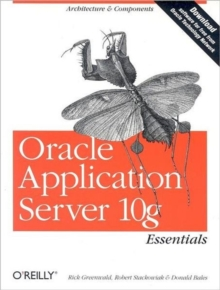 Oracle Applications Server 10g Essentials