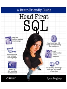 Head First SQL, Paperback Book