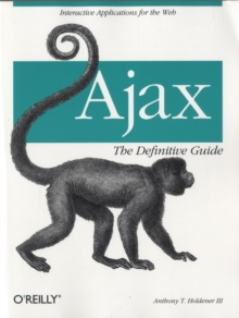 Ajax the Definitive Guide, Paperback Book