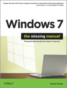 Windows 7, Paperback Book