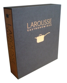 New Larousse Gastronomique, Hardback Book