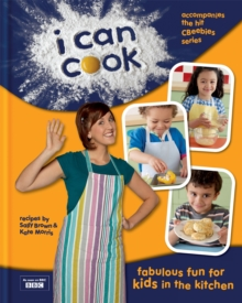 I Can Cook, Hardback Book