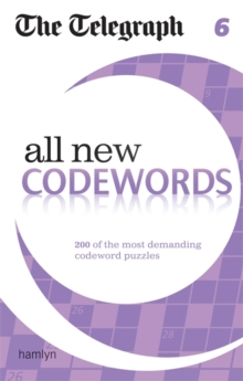 The Telegraph: All New Codewords 6, Paperback Book