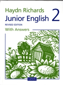 Haydn Richards Junior English Book 2 With Answers (Revised Edition), Paperback Book