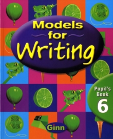 Models for Writing Yr4/P5: Pupil Book, Paperback Book