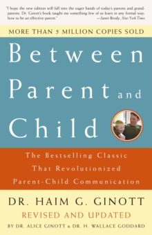 Between Parent and Child, Paperback Book