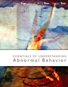 Essentials of Understanding Abnormal Behavior, Brief, Paperback Book