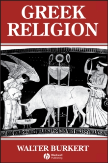 Greek Religion - Archaic and Classical, Paperback Book