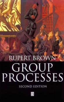 Group Processes, Paperback Book