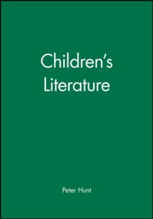 Children's Literature, Paperback Book