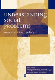 Understanding Social Problems : Issues in Social Policy, Paperback Book