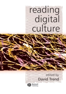 Reading Digital Culture, Paperback / softback Book