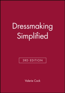 Dressmaking Simplified, Paperback Book