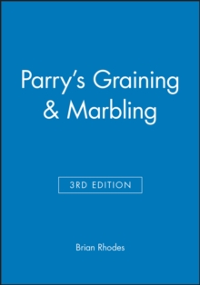 Parry's Graining & Marbling, Paperback Book