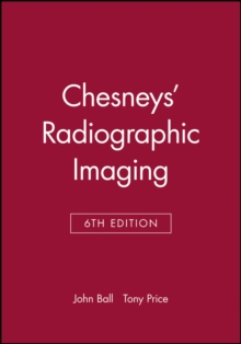 Chesney's Radiographic Imaging, Paperback Book