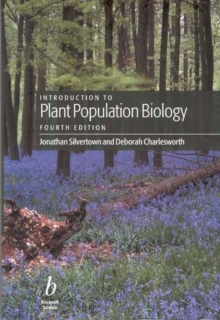 Introduction to Plant Population Biology, Paperback Book