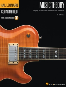 Hal Leonard Guitar Method : Music Theory (Book/Online Audio), Paperback / softback Book
