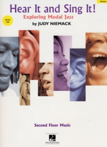 Hear it and Sing It! : Exploring Modal Jazz, Paperback Book