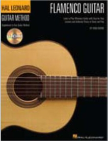 Hal Leonard Flamenco Guitar Method (Book And CD), Paperback Book