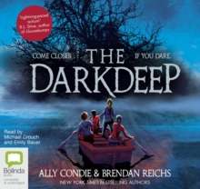The Darkdeep, CD-Audio Book