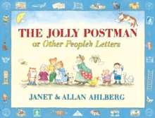 The Jolly Postman or Other People's Letters, Hardback Book