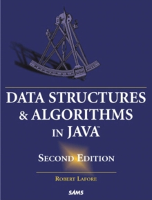 Data Structures and Algorithms in Java, Paperback Book
