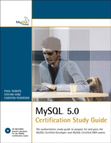 DUBOIS : MYSQL 5 CERT STUDY GUIDE _p2, Mixed media product Book