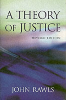 A Theory of Justice, Paperback Book