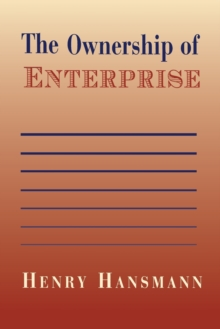 The Ownership of Enterprise, Paperback Book