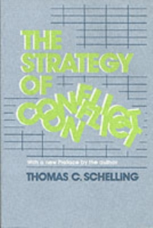 The Strategy of Conflict, Paperback Book