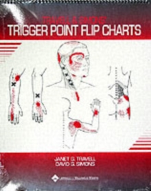 Travell and Simons' Trigger Point Flip Charts, Paperback Book