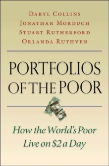 Portfolios of the Poor : How the World's Poor Live on $2 a Day, Paperback Book