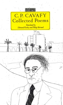 C. P. Cavafy Collected Poems, Paperback Book