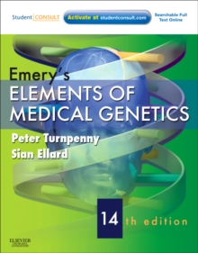 Emery's Elements of Medical Genetics : With STUDENT CONSULT Online Access, Paperback Book