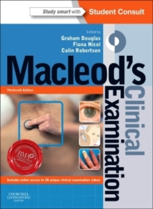 Macleod's Clinical Examination : With STUDENT CONSULT Online Access, Paperback Book